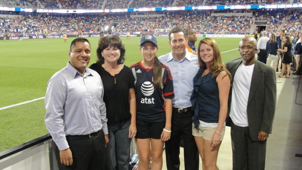 MLS and Partners Reward Responsible Fans at 2011 AT&T MLS All-Star Game
