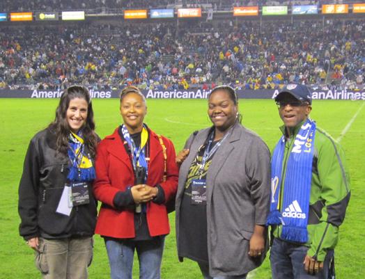 MLS Designated Driver Earned Ultimate Reward, Trip to MLS Cup 2011