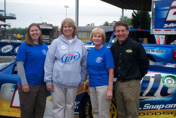 Responsible NASCAR Fans Rewarded at Richmond International Raceway