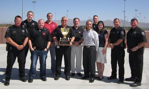 Arizona Diamondbacks won the 2011 Designated Driver Challenge.