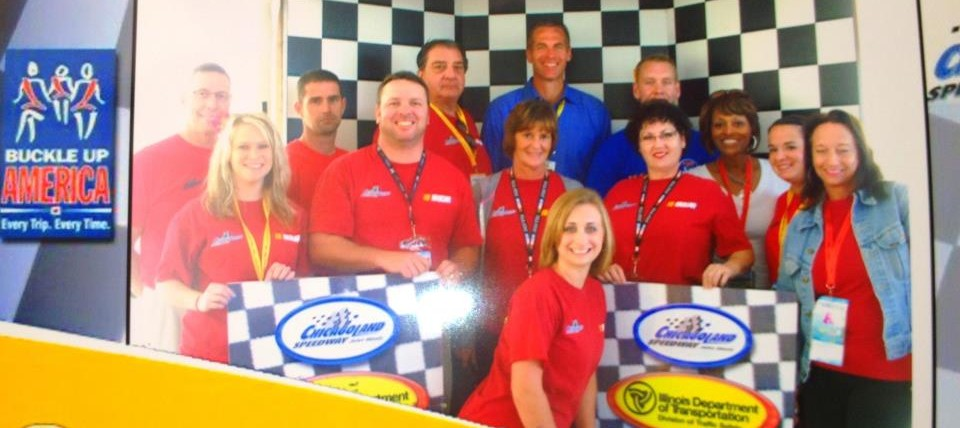 Responsible NASCAR Fans Rewarded at Chicagoland Speedway in 2012
