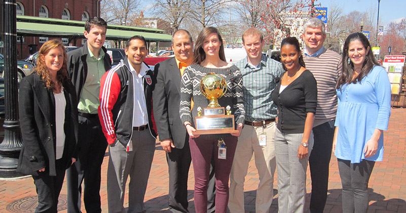 D.C. United Recognized as Winners of Budweiser Good Sport Designated Driver Challenge