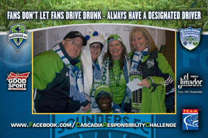 Responsible Seattle Sounders FC Supporters Rewarded