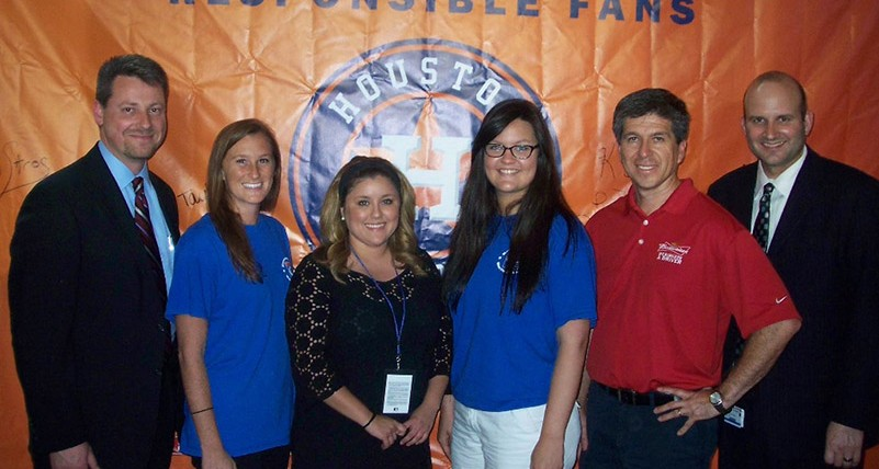 Responsible Fans Rewarded at Houston Astros Game