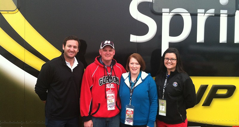 Responsible NASCAR Fans Rewarded at Talladega Superspeedway in May 2013