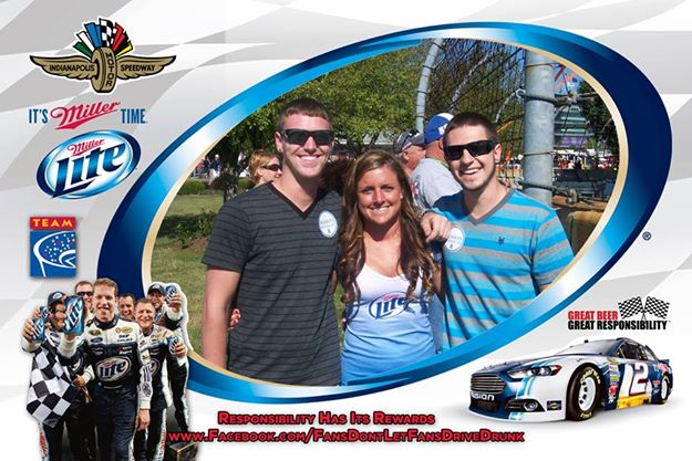 Responsible NASCAR Fans Rewarded at Indianapolis Motor Speedway in 2013