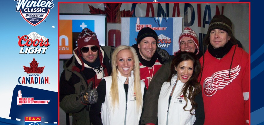 TEAM Coalition Partners with NHL, Coors Light and Molson Canadian for Responsibility Has Its Rewards Promotion at 2014 Bridgestone NHL Winter Classic