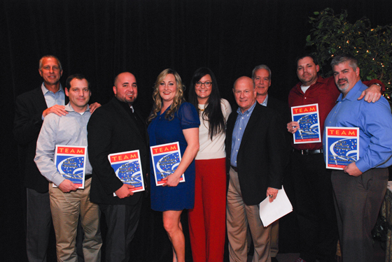 Ovations Food Services Earns Awards for 2013 TEAM Training Results