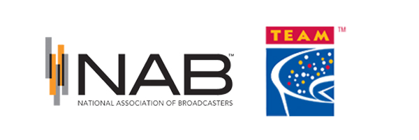 TEAM Coalition attends the 2014 NAB Show in Las Vegas, NV> </center></td> <td align=