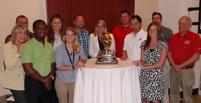 Washington Redskins Recognized as Winners of Bud Light Good Sport Designated Driver Challenge