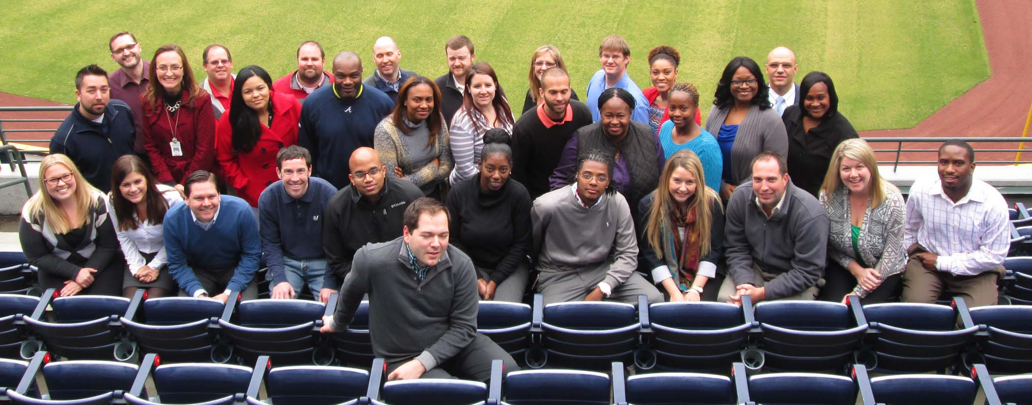 Thanks to all our IDP attendees at Turner Field!