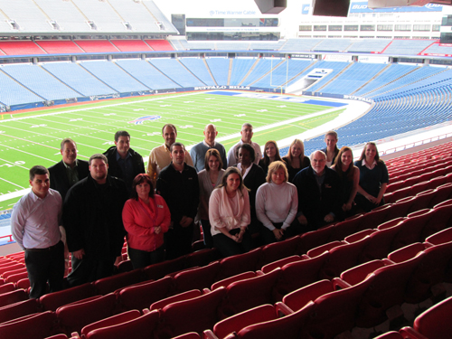 Thanks to all our IDP attendees at Ralph Wilson Stadium!