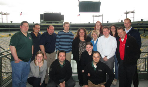 Thanks to all our IDP attendees in Green Bay!
