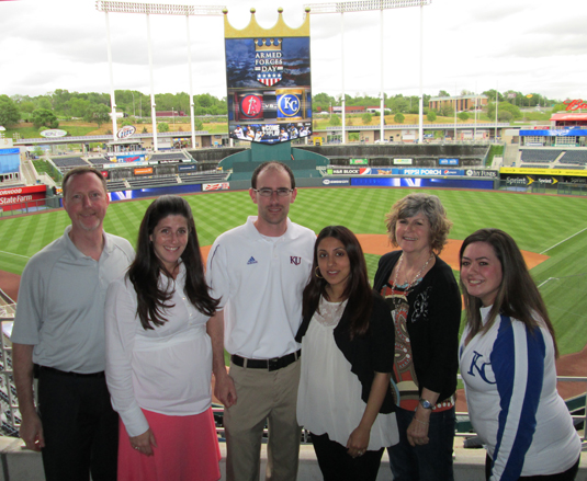 Thanks to all our IDP attendees at Kauffman Stadium!