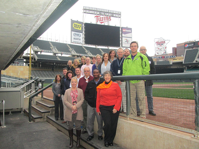Thanks to all our IDP attendees at Ford Field!
