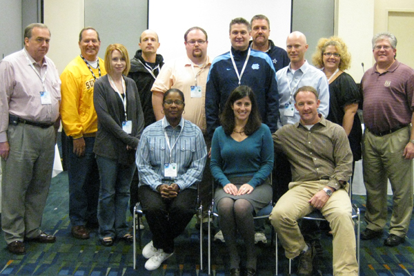 Attendees of the IAAM International Crowd Management Conference became certified TEAM trainers at the 2009 conference in Charlotte, NC