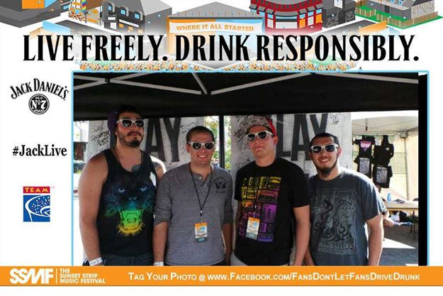 Responsible Music Fans Rewarded at Sunset Strip Music Festival