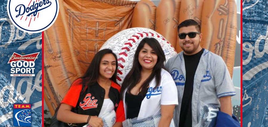 Responsible Los Angeles Dodgers Fans Rewarded