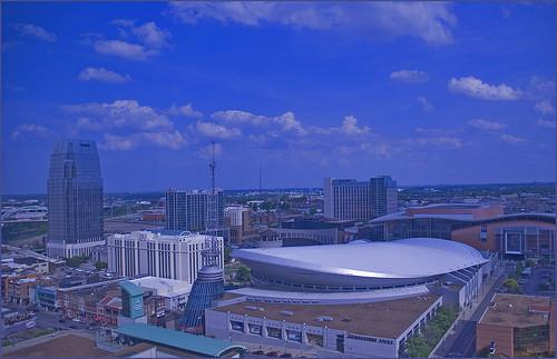 Women's Final Four at Bridgestone Arena in Nashville, TN