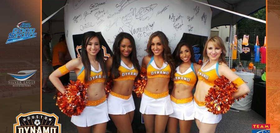 Houston Dynamo Host Good Sport Designated Driver Challenge Rivalry Match