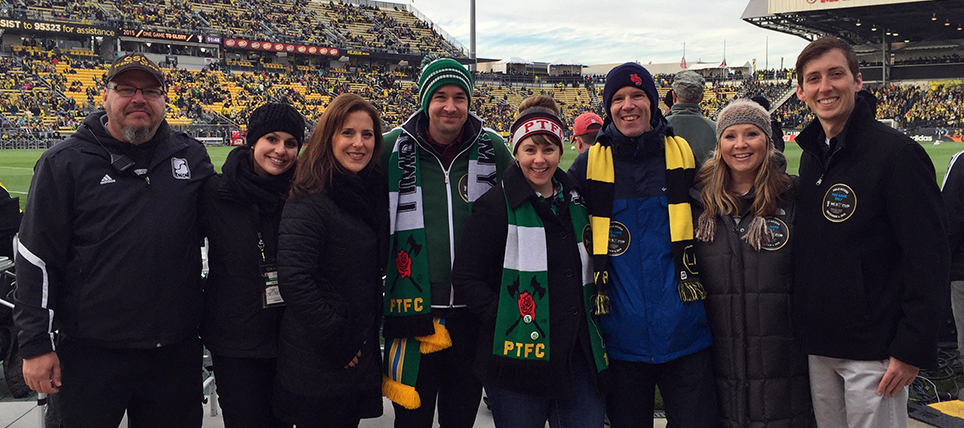 Supporters Earn Ultimate Reward at 2015 MLS Cup