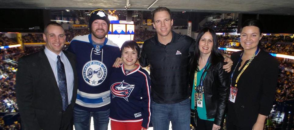Responsibility Has Its Rewards Campaign at 2016 Honda NHL® All-Star Game