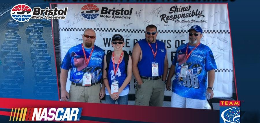 Responsible NASCAR Fans Rewarded at Bristol Motor Speedway