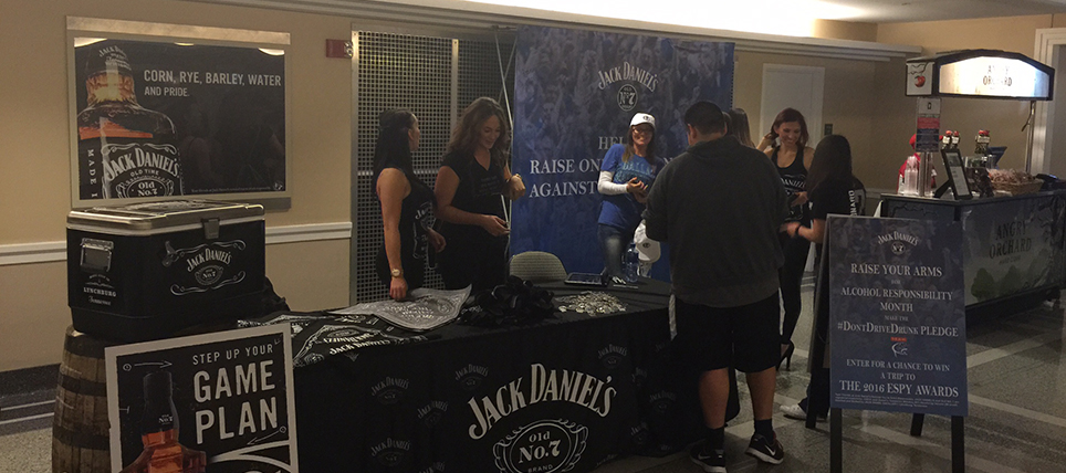 Jack Daniel's, Dallas Mavericks Promote Raise One Million ARMs
