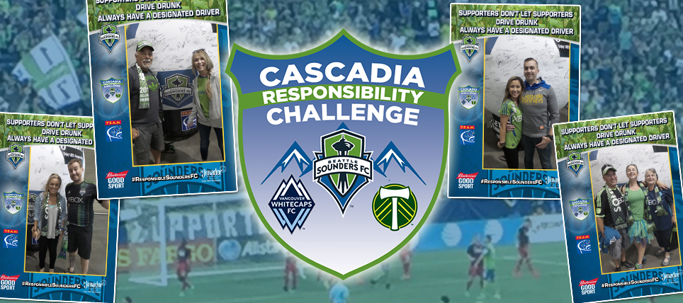 Seattle Sounders FC Host Cascadia Responsibility Challenge