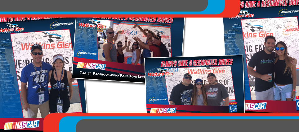 Responsible NASCAR Fans at Watkins Glen International