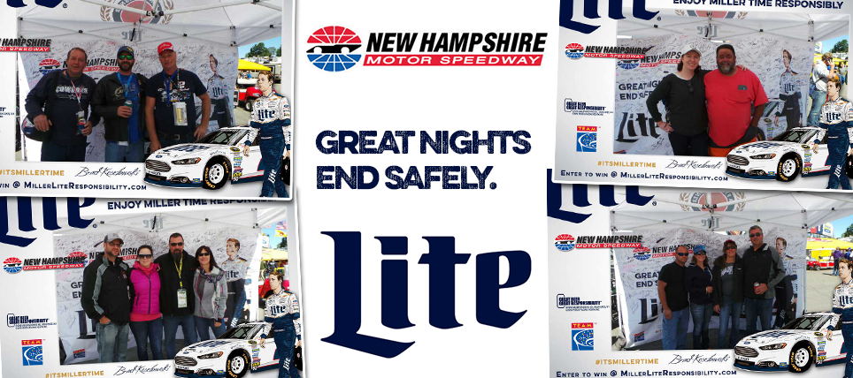 Great Nights End Safely at New Hampshire Motor Speedway
