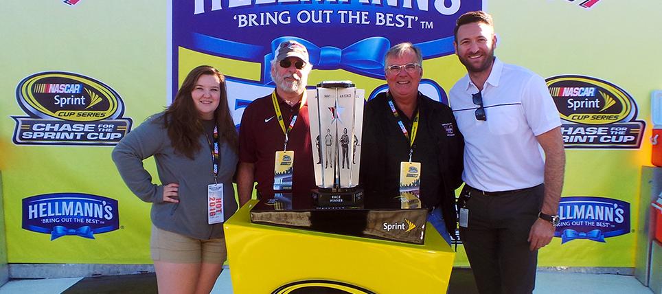 Responsible NASCAR Fans Rewarded at Talladega Superspeedway