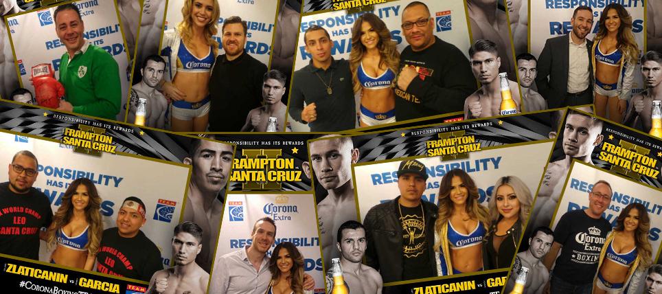 Responsible Fans Rewarded at Frampton vs. Santa Cruz and Zlaticanin vs. Garcia Fights