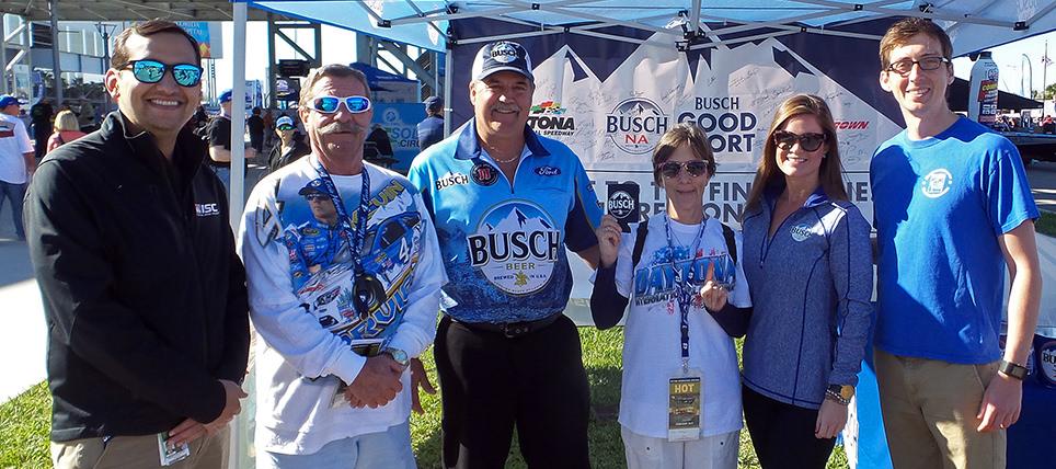 Responsible Fans Rewarded at the 2017 Daytona 500