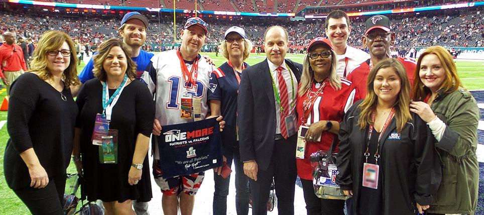 Designated Drivers Recognized at Super Bowl LI