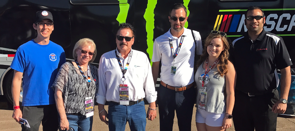 Responsible Fans Rewarded at Phoenix Raceway
