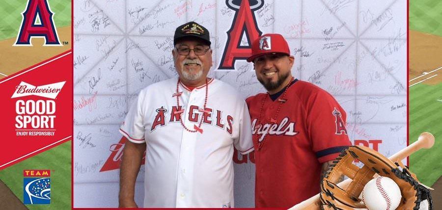 Angels Fans Always Have a Designated Driver 2017