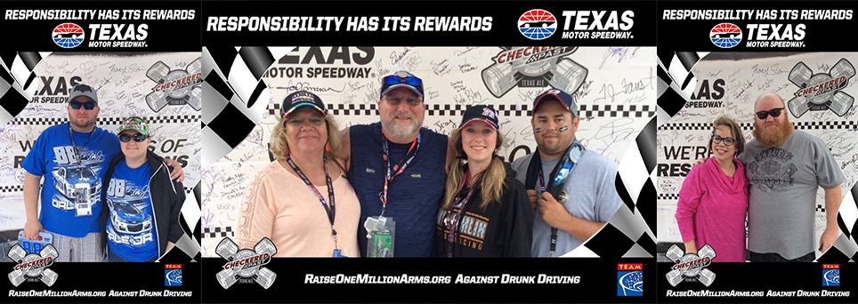 Responsible Fans Rewarded at Texas Motor Speedway