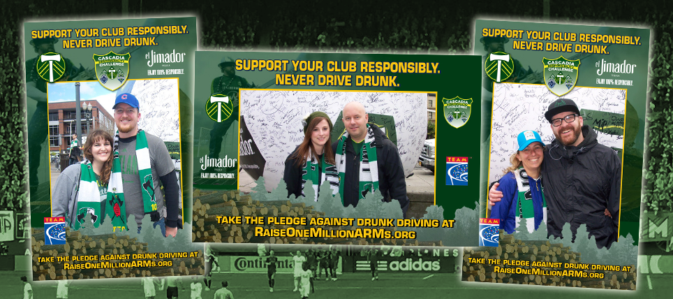 Portland Timbers Host Cascadia Responsibility Challenge