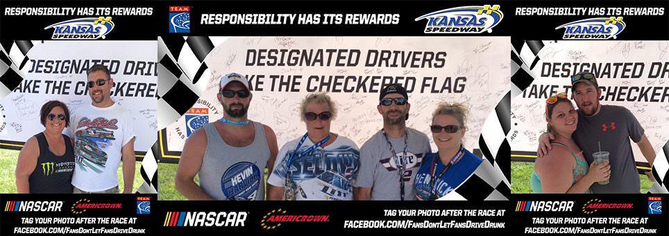Responsible NASCAR Fans Rewarded at Kansas Speedway