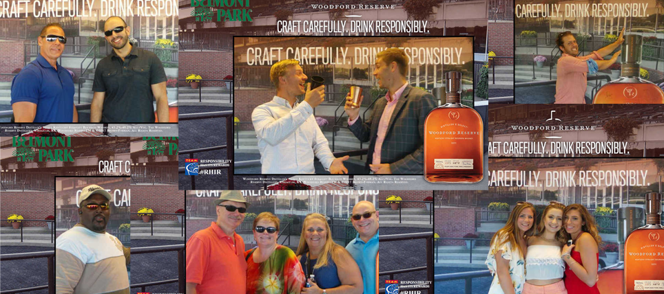 Belmont Race Fans Celebrate Responsibly with Woodford Reserve