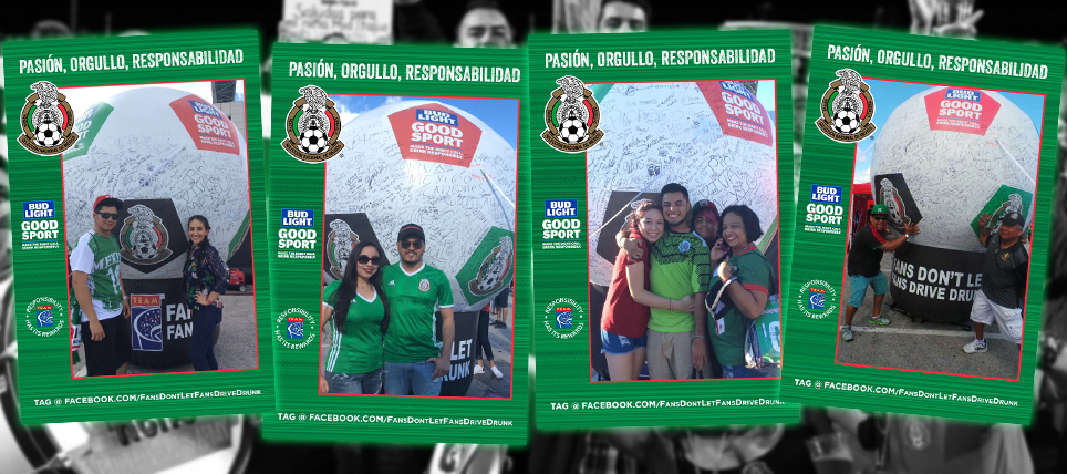 Responsible Mexico Supporters Rewarded in Houston