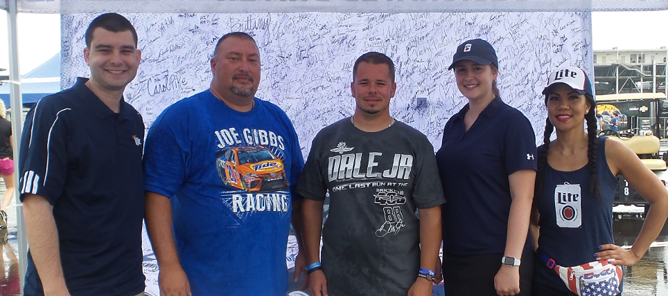 Responsible NASCAR Fans Rewarded at Indianapolis Motor Speedway