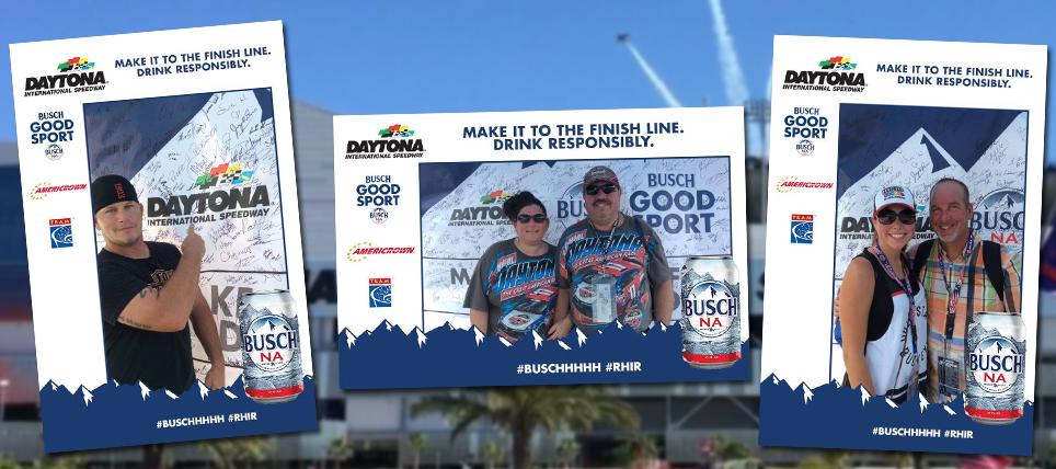 Responsible Fans Rewarded at Daytona International Speedway