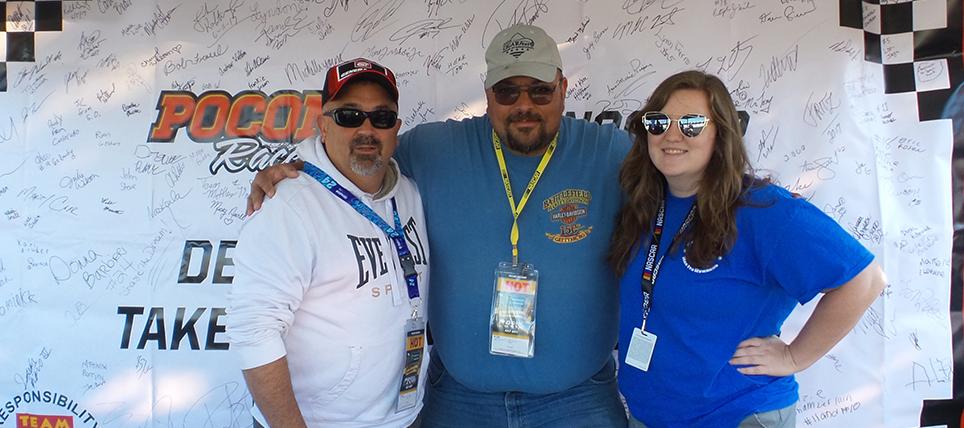 Responsible NASCAR Fans Rewarded at Pocono Raceway