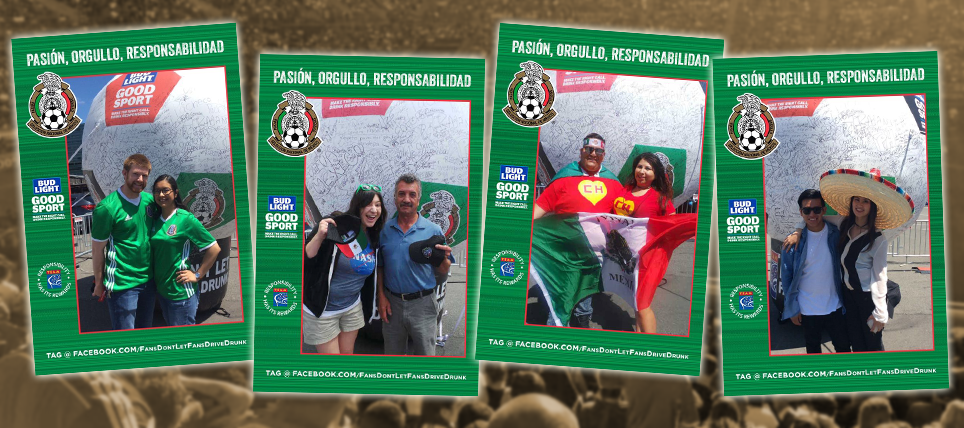 Responsible Mexico Supporters Rewarded in Seattle