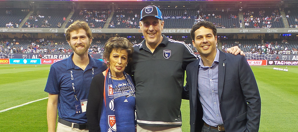 Major League Soccer, Heineken and TEAM at the 2017 MLS All-Star Game