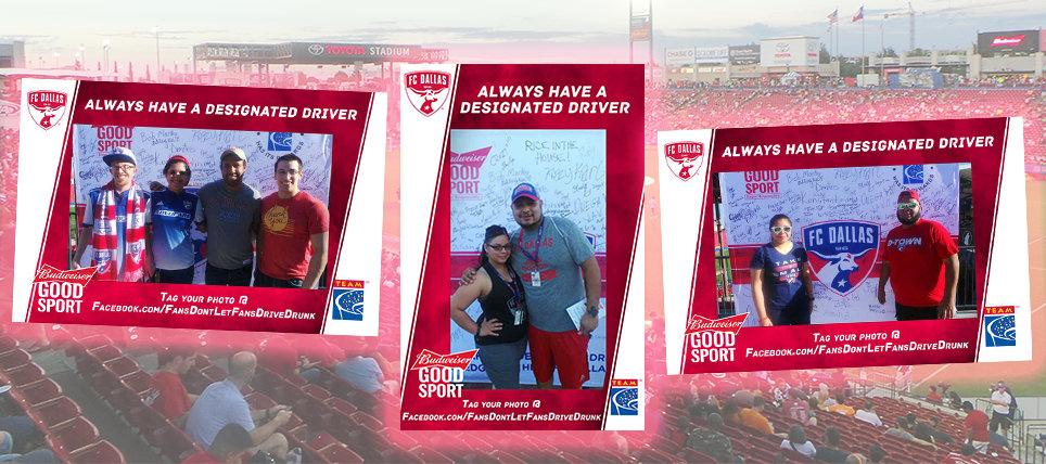 FC Dallas Host Budweiser Good Sport Challenge