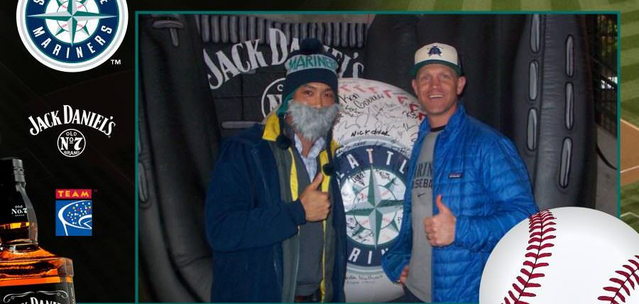 Mariners Fans #GetHomeSafe with Jack Daniel's