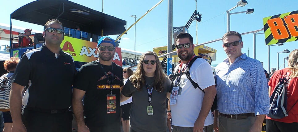 Responsible Fans Rewarded at Homestead-Miami Speedway